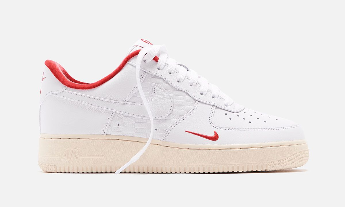 """Kith x Nike Air Force 1 """"Tokyo"""": Official Release Information"""