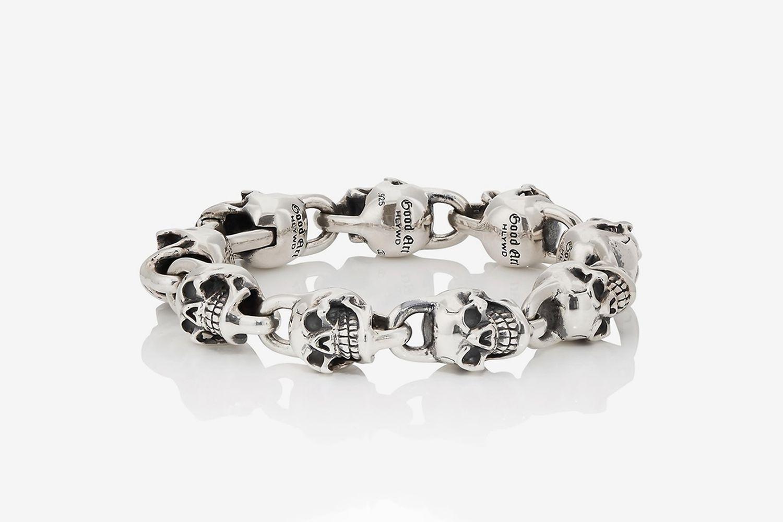 Jack Skull Bracelet