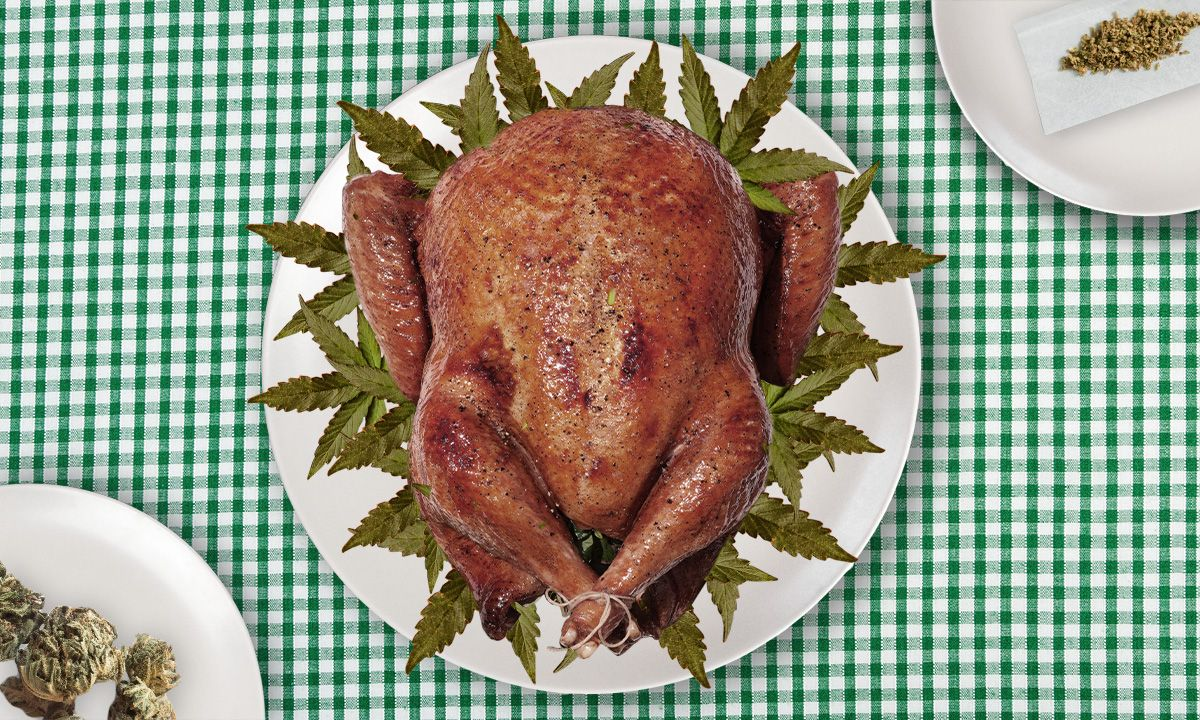 Danksgiving: 4 Recipes to Bring the 420 Spirit to the Dinner Table