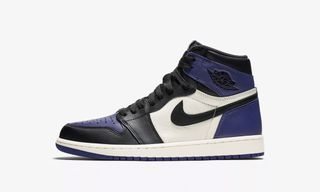 "5c470dbe7ae5 ... the Nike Air Jordan I ""Court Purple. Selects Sneakers"