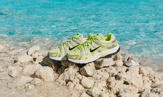 Naked & Nike Team Up on a Neon Green P-6000