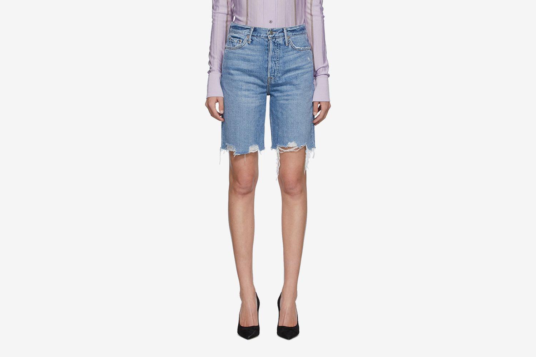 Denim Marjan Shorts