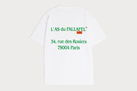 Rue Des Rosiers T-Shirt