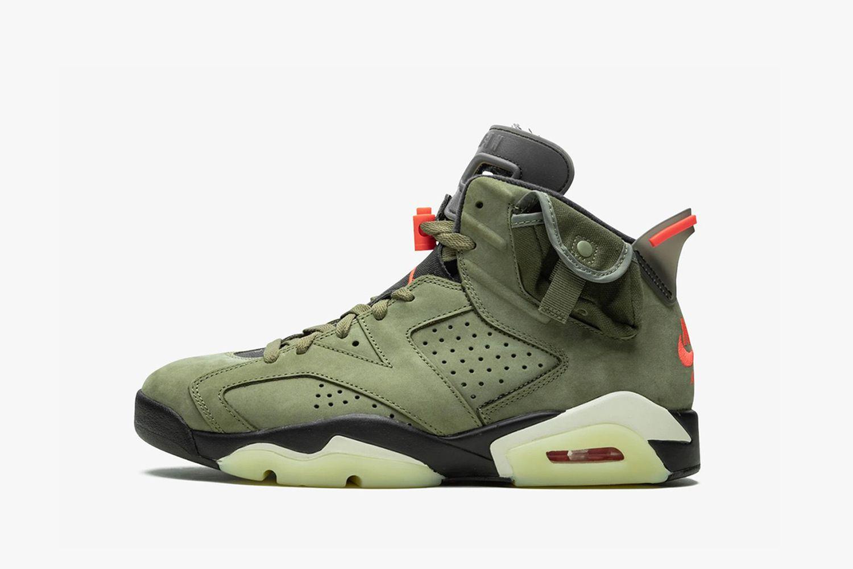 Air Jordan 6 Retro 'Olive'