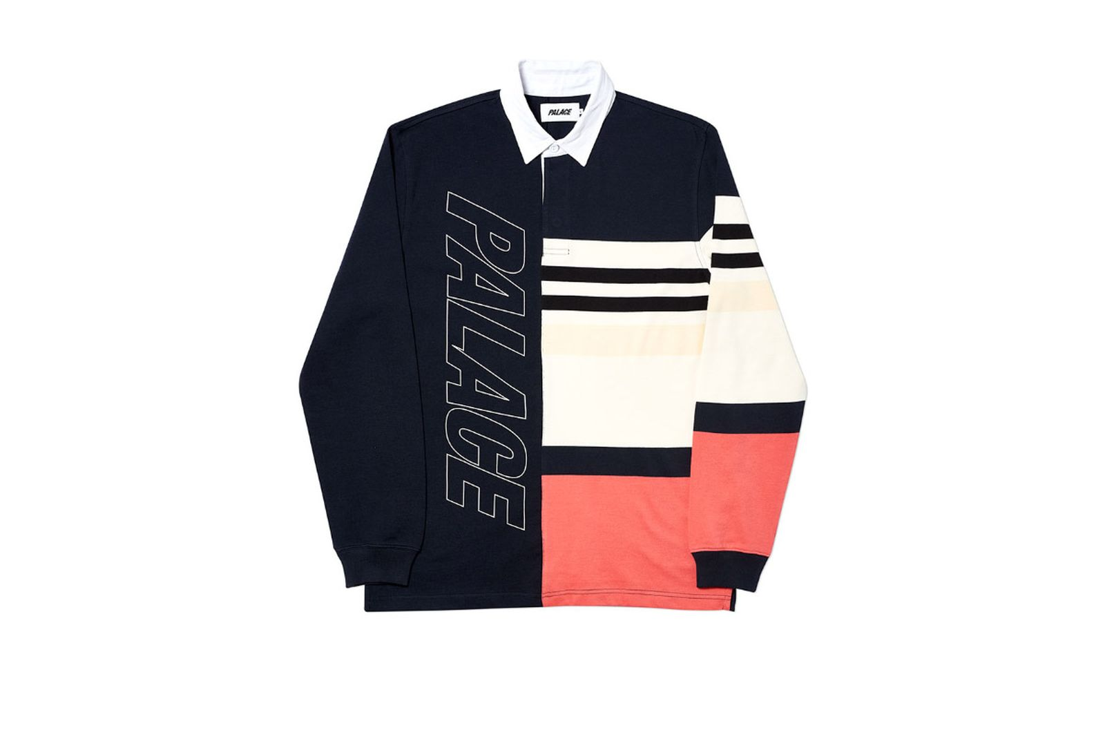 Palace 2019 Autumn Rugby navy front z2086 ADJUSTED fw19