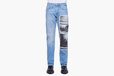 Warhol 035 Straight Jeans
