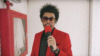 The Weeknd Heartless performance Colbert