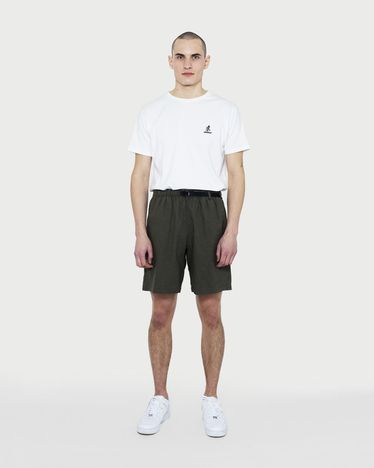 Gramicci - Linen Cotton G-Shorts Olive