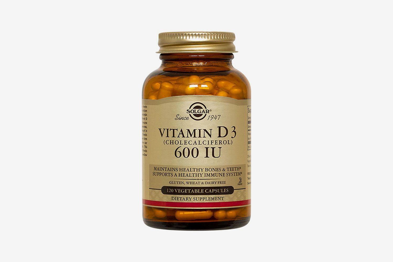 Vitamin D3 - 600 IU