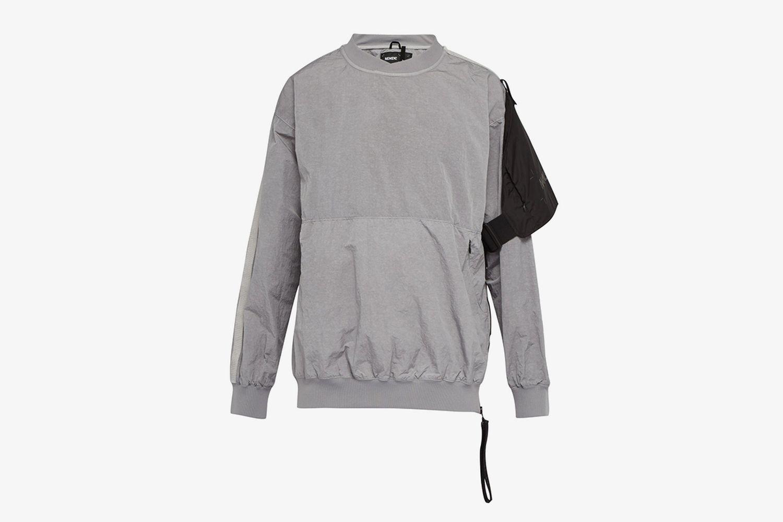 Utility Shell Sweatshirt