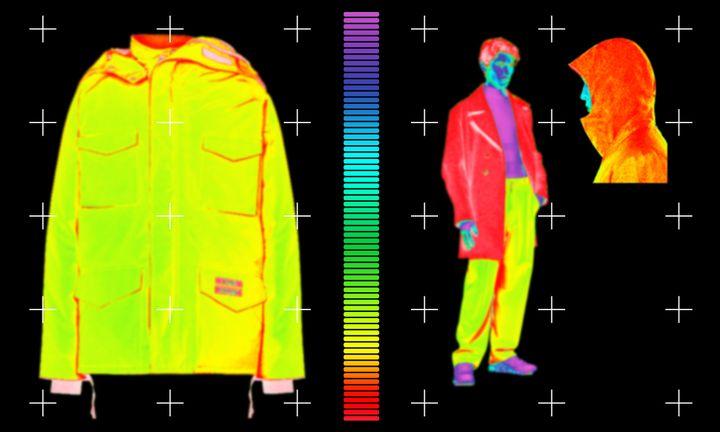 best winter coats graphic