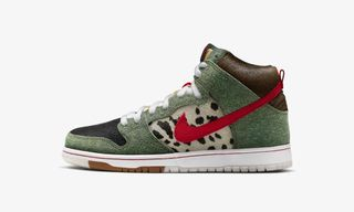 "This Wild Nike SB ""Walk the Dog"" Dunk Has a Dog Poop Sole"