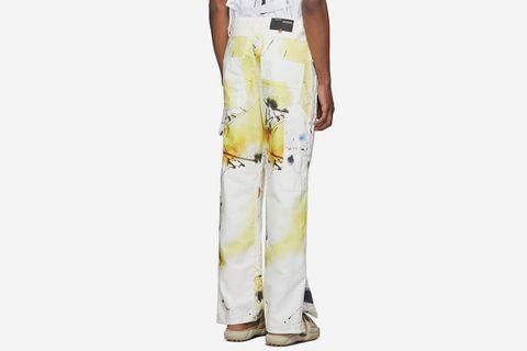Futura Edition Abstract Carpenter Jeans