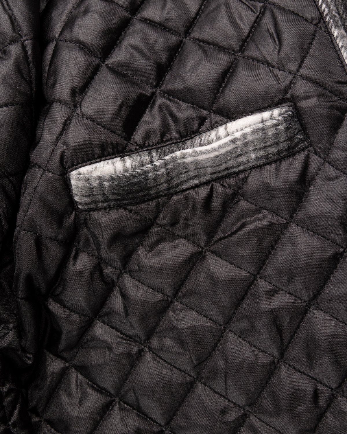 Noon Goons — Tahoe Quilted Flannel Grey - Image 5