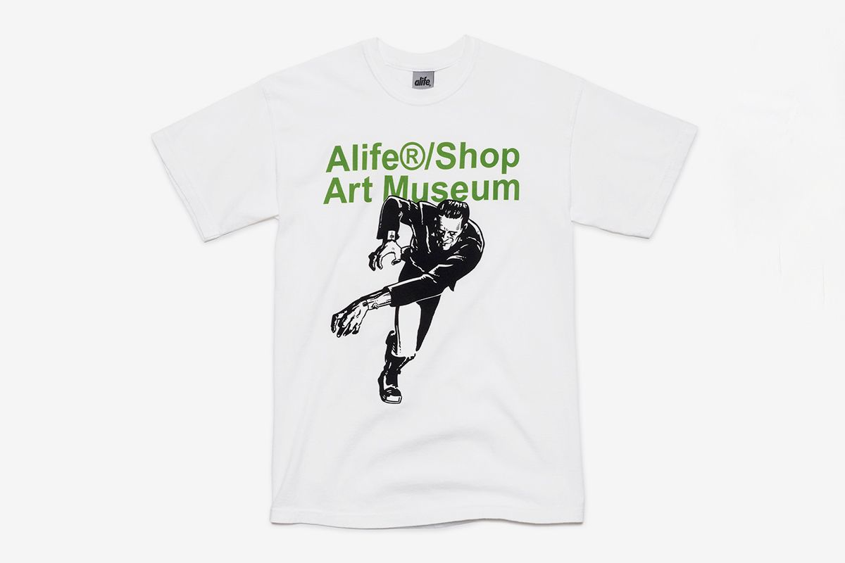 Alife Just Dropped a Monster Capsule Inspired by Frankenstein