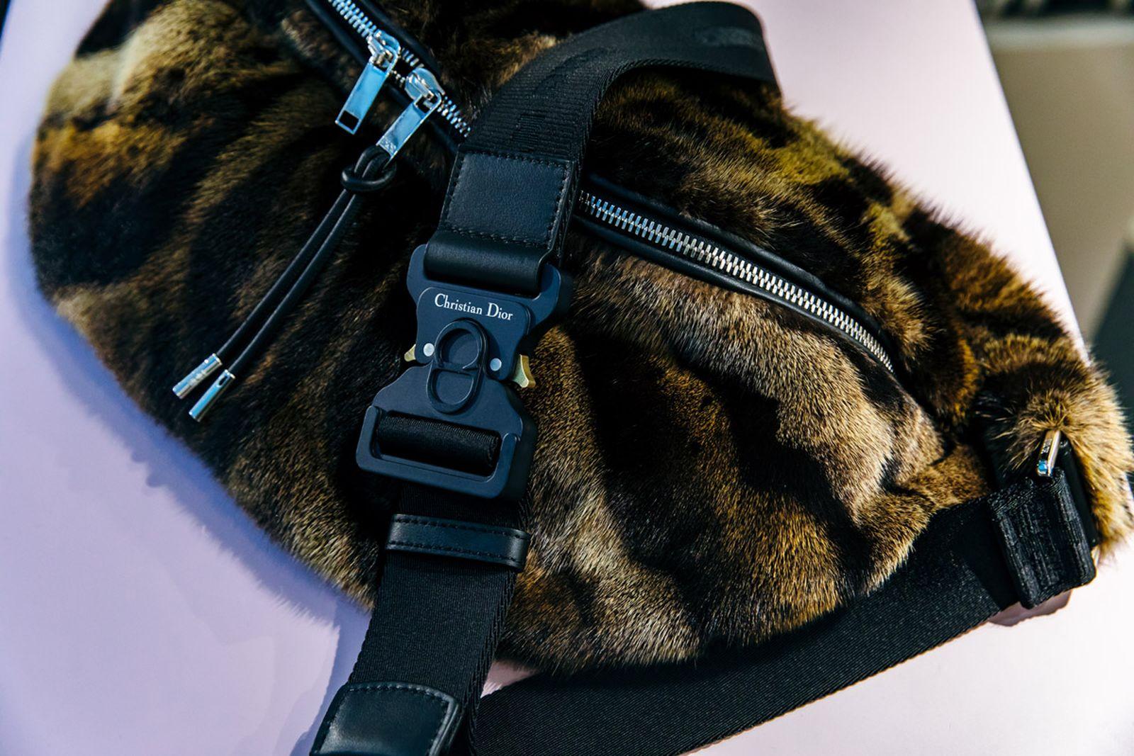 MFW19 Paris Dior ReSees Accessories JulienTell 16 kim jones pfw