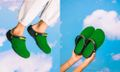 Chinatown Market's Insane Crocs Are Like Walking Barefoot on Grass