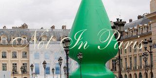 Paul McCarthy Talks the Christmas Tree That Humiliated Paris