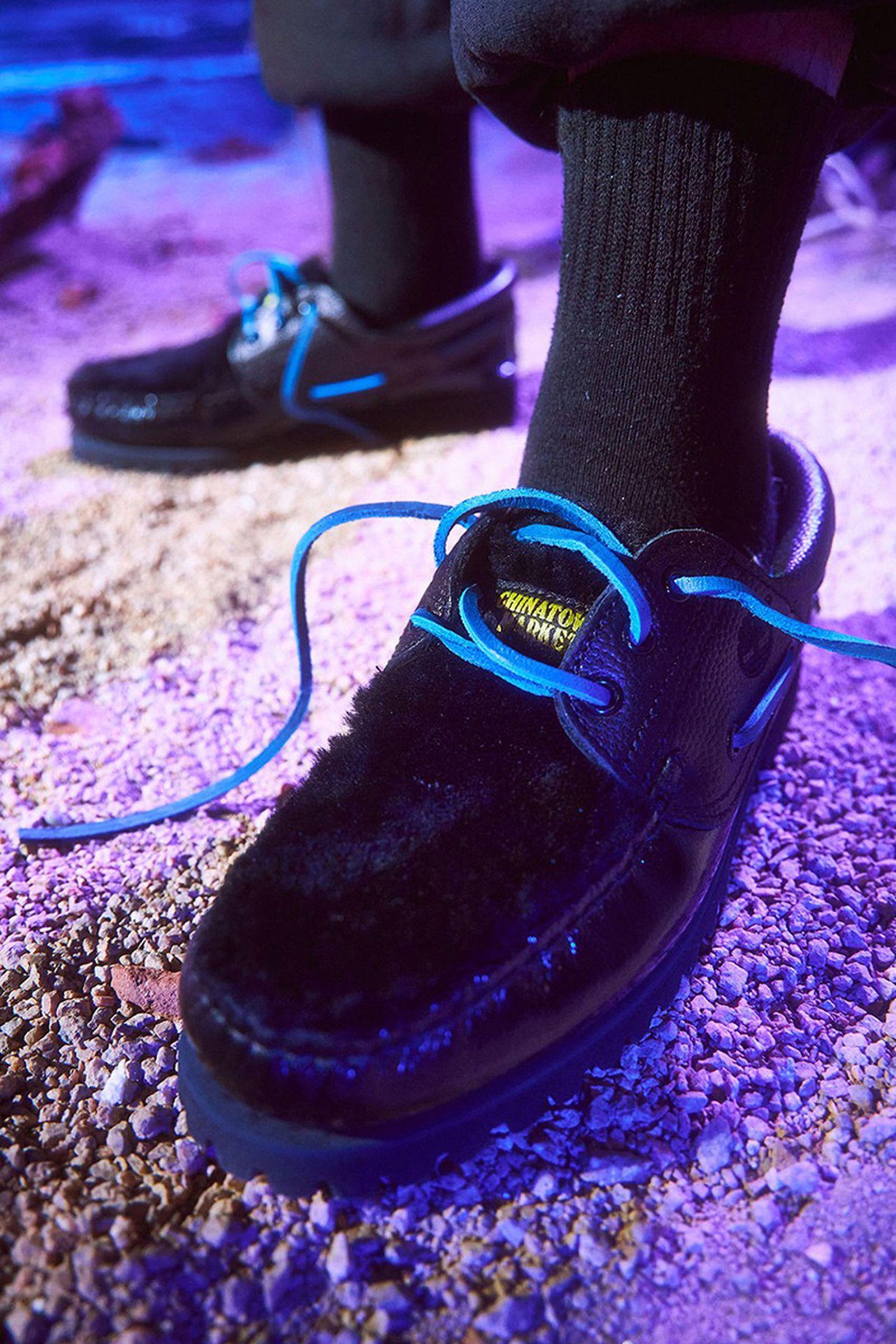 Chinatown Market x Timberland Lug Shoe