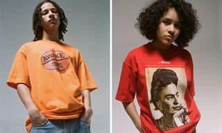 Awake NY Pays Homage to Frida Kahlo in Colorful SS18 Collection