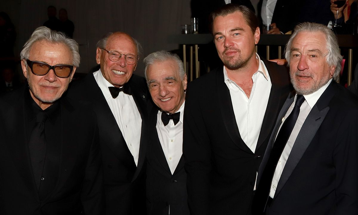 Leonardo Dicaprio Robert De Niro To Star In Martin Scorsese S New Movie