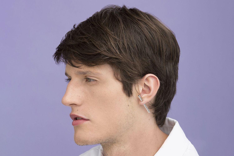 Arsiia Spear Mono Earring