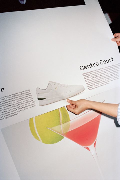 ON's Centre Court Sneaker is a Swiss Design Masterpiece 47