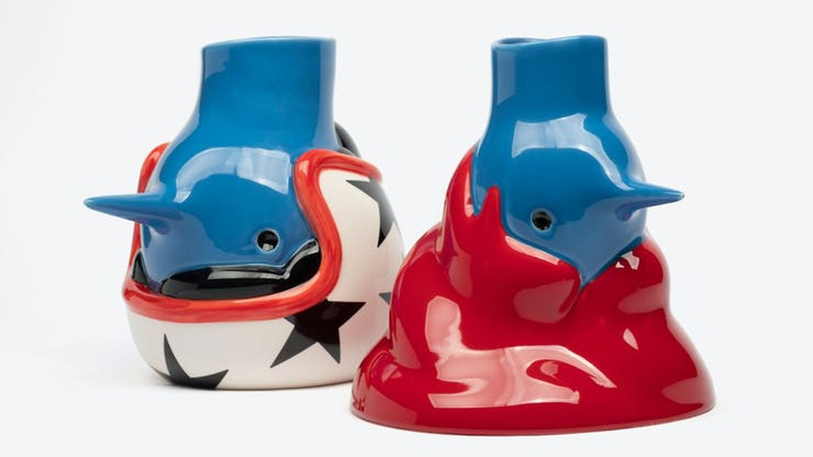 PARRA - THE UPSIDE DOWN FACE VASES - campaign
