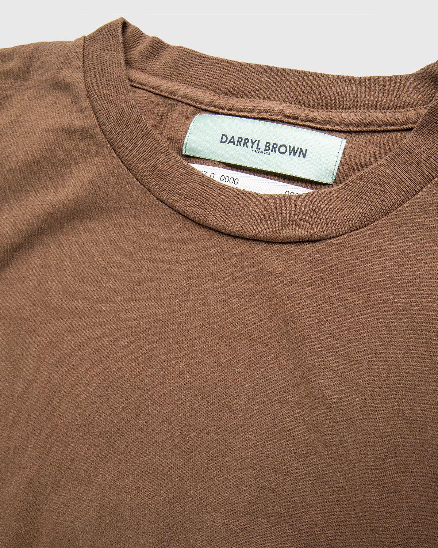 Darryl Brown — T-Shirt Coyote Brown - Image 3