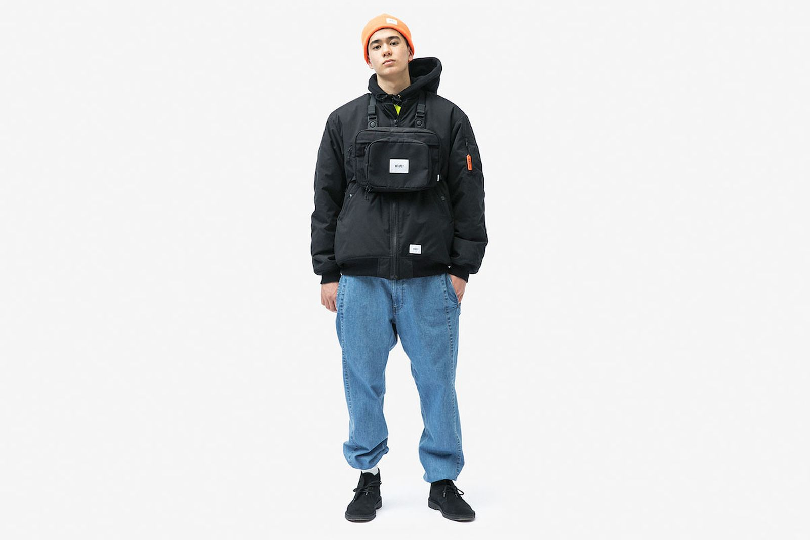 wtaps military jackets collection