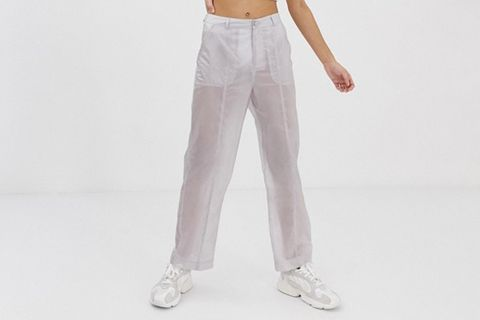 Sheer Pants
