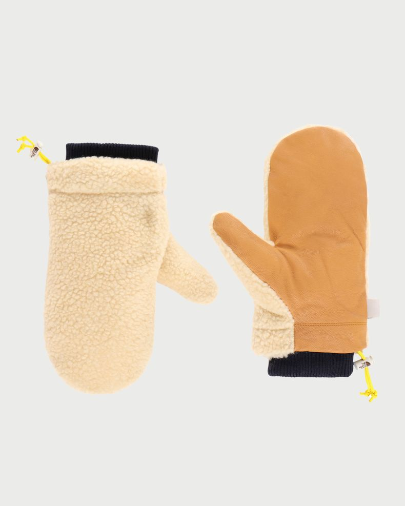The North Face Brown Label - Knit Gloves Bleached Sand Unisex