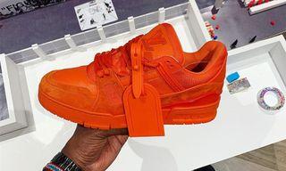 Virgil Abloh's New Louis Vuitton Sneaker Recalls Two of Kanye West's Early Kicks