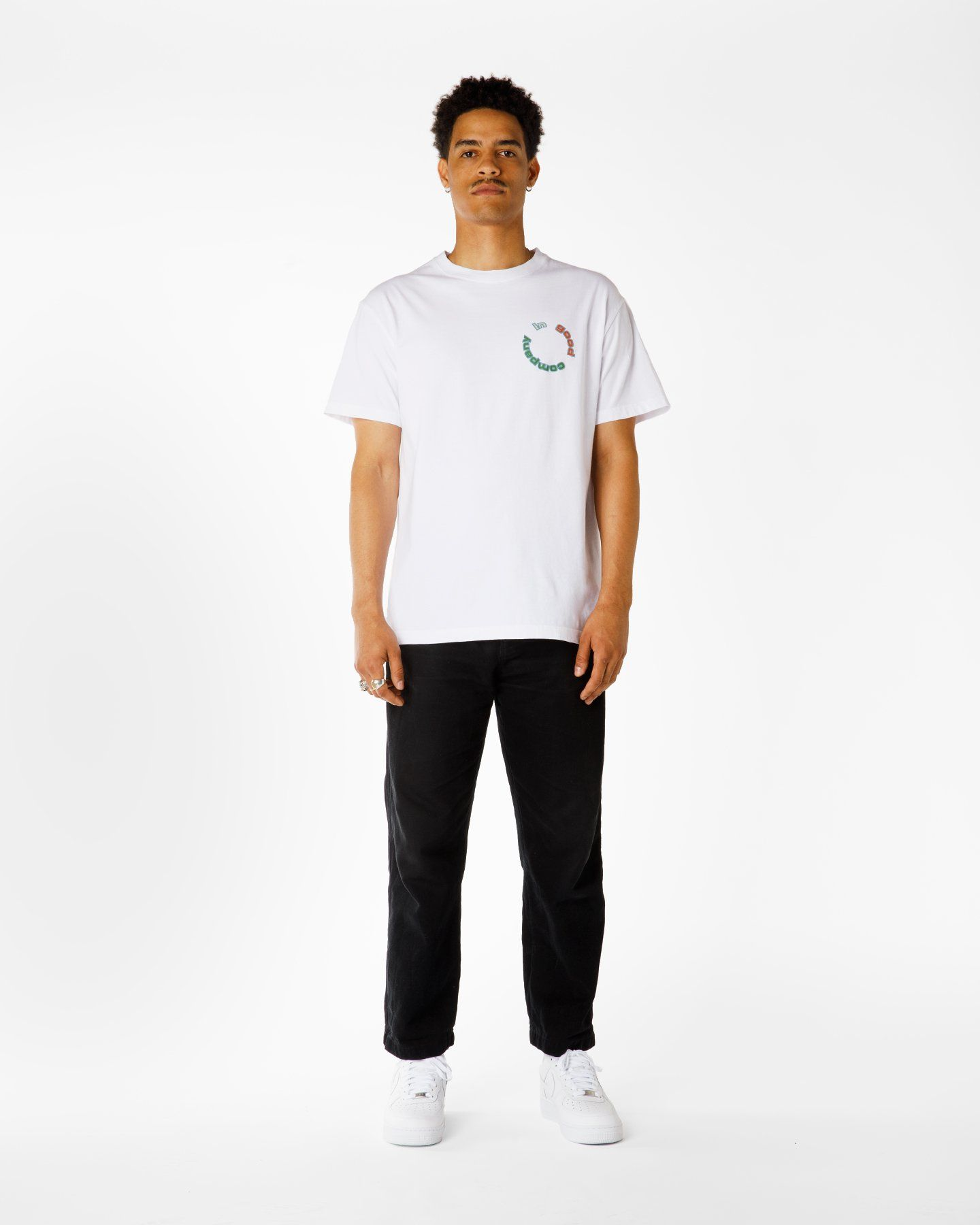 Highsnobiety in Good Company T-Shirt - Image 6