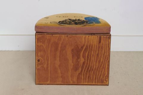 Broodthaers Half Moon Stool