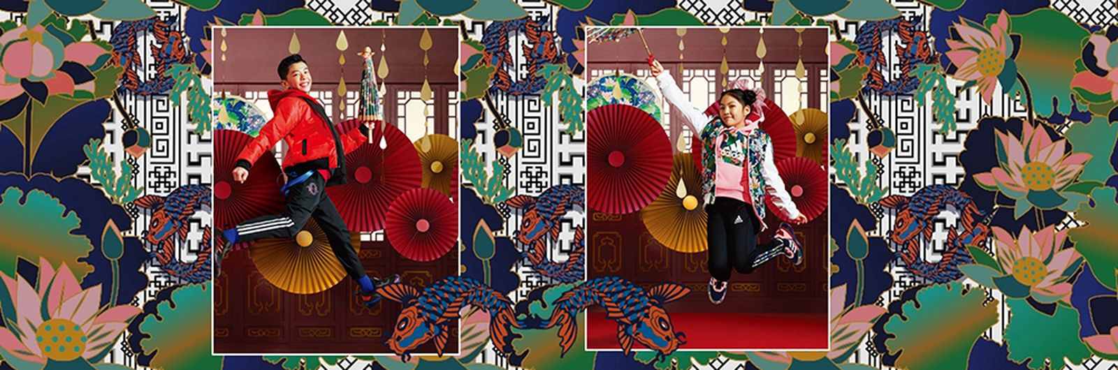 adidas Chinese New Year Campaign