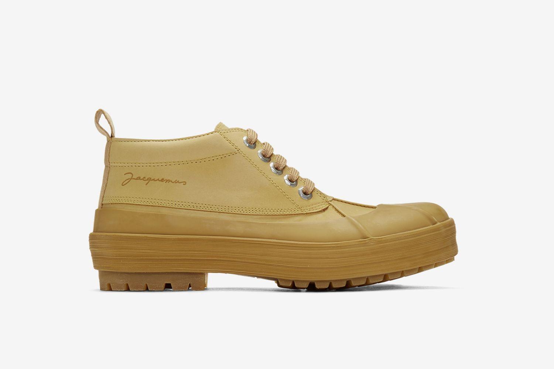 'Les Meuniers' Boots