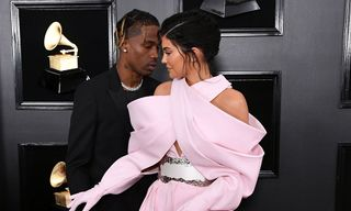 Kylie Jenner Previews an Unreleased Travis Scott Track in New Cosmetics Commercial