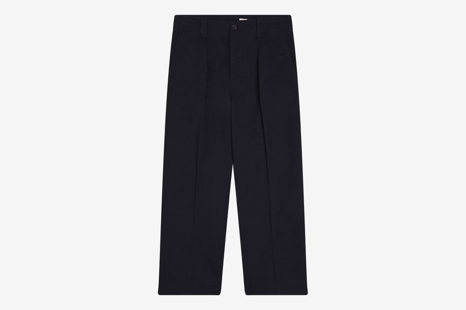 Hilfiger Collection Relaxed Pleated Chino
