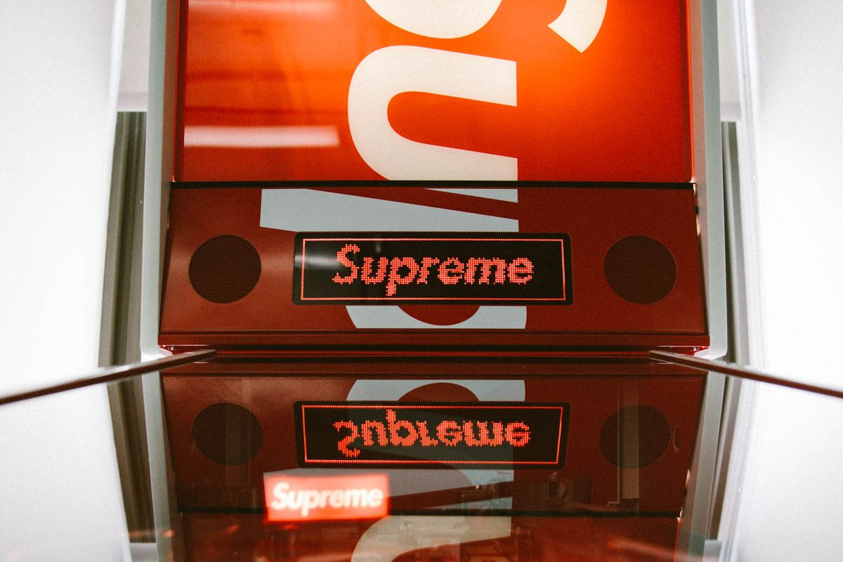 """Supreme on Track to Make 0 Million This Year & VF Corp Won't """"Mess It Up"""""""