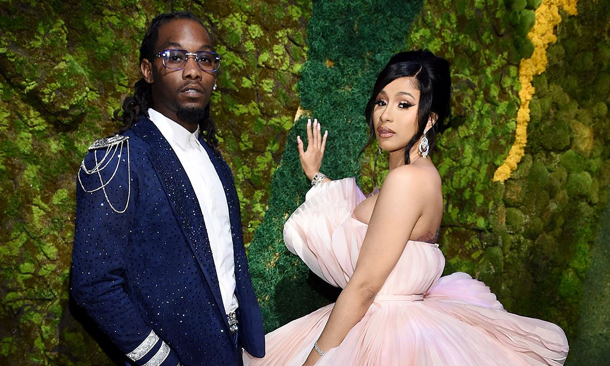 Cardi B Reveals Plans For New Album Tour Second Child