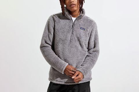 Los Gatos Fleece Quarter-Zip Sweatshirt