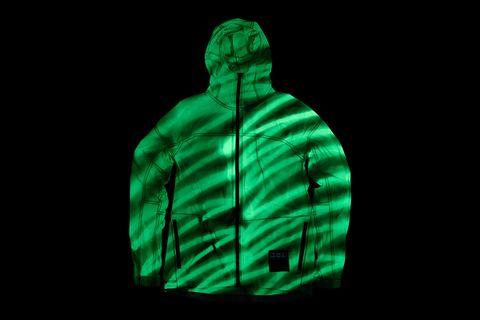 Solar Charged Jacket