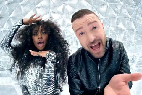Justin Timberlake And SZA Team Up For New Track The Other Side