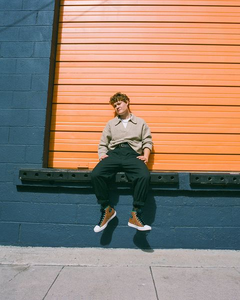 Carter Howe Is the Converse Campaign Star Embodying Transness on His Own Terms 24