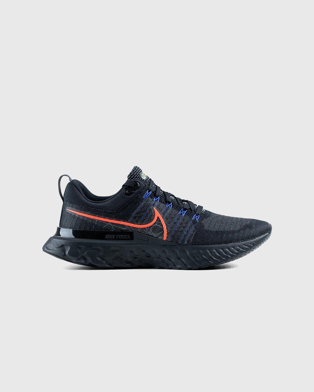 Nike x Highsnobiety –  React Berlin Infinity Run 2 Black - Image 1