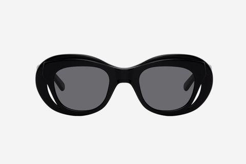 Bug-Eye Hepburn Sunglasses