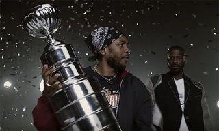 """Kendrick Lamar Stars Alongside Jay Rock in the Video for """"Win"""""""