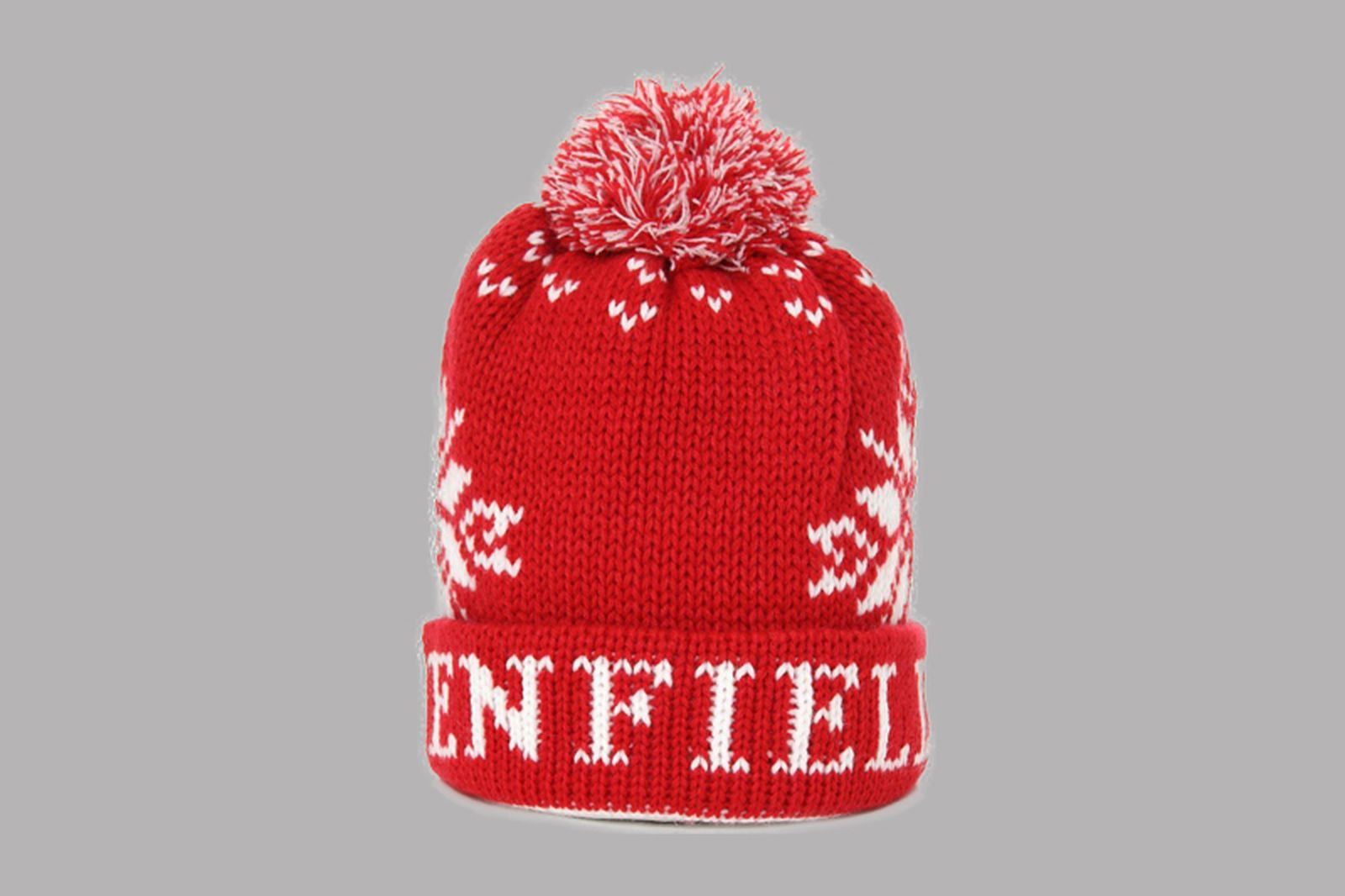 penfield-dumont-beanie-red