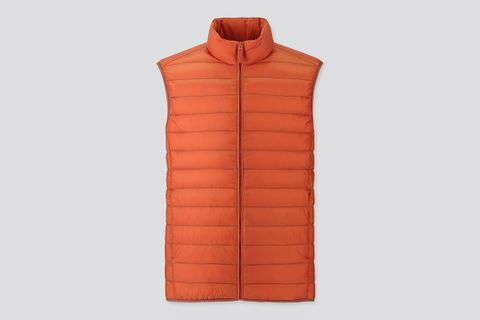 Ultra Light Down Compact Vest